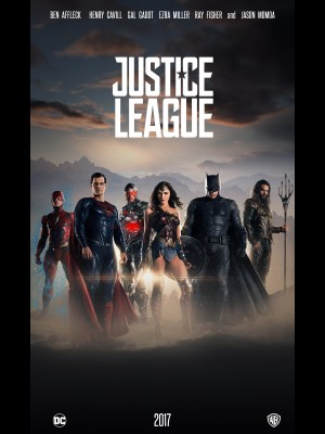 Justice League: 1ère partie